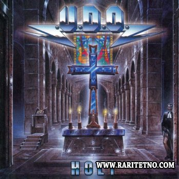 U.D.O. - Holy 1999 (Lossless)