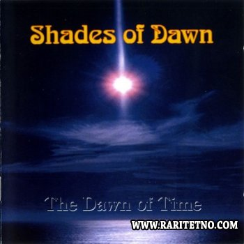 Shades Of Dawn - The Down Of Time 1998