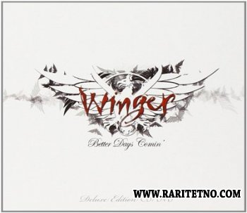 Winger - Better Days Comin' (Deluxe Edition) 2014