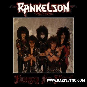 Rankelson - Hungry For Blood 1986 (Lossless)