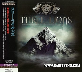 Three Lions - Three Lions (Japanese Edition) 2014 (Lossless)