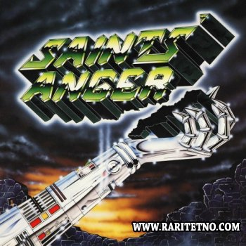 Saints' Anger - Danger Metal 1984 (Lossless)