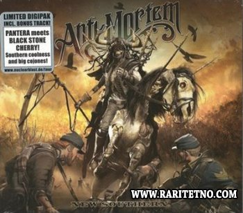 Anti-Mortem - New Southern 2014 (Lossless)