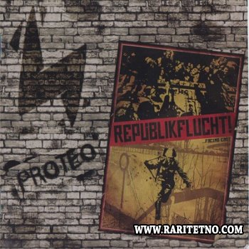 Proteo - Republikflucht! Facing East 2013 (Lossless+MP3)