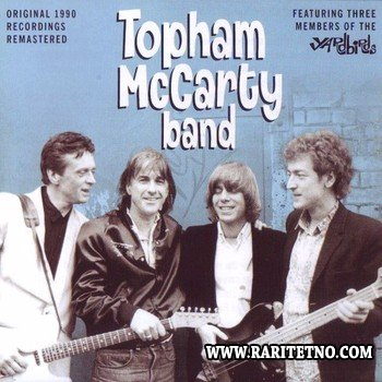 Topham McCarty Band - Topham McCarty Band (1990) Remastered 2014
