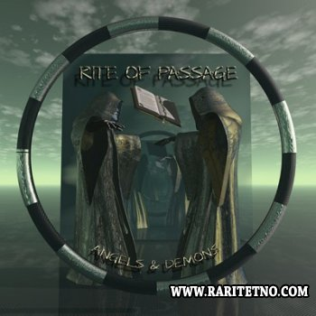 Rite Of Passage - Angels And Demons 2014