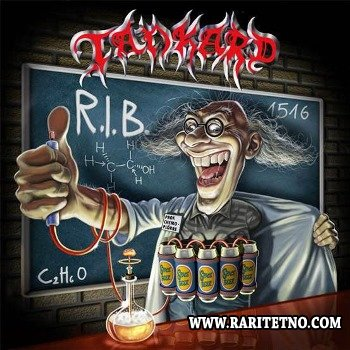 Tankard - R.I.B. (Rest In Beer)