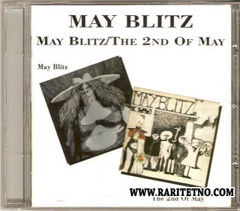May Blitz - S/T 1970 & The 2Nd Of May 1971