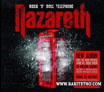 Nazareth - Rock 'n' Roll Telephone (Deluxe Edition) 2014