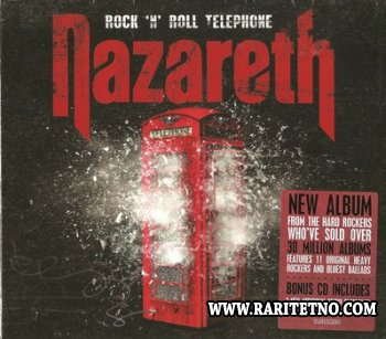 Nazareth - Rock 'n' Roll Telephone (Deluxe Edition) 2014 (2CD) (Lossless)