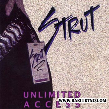 Strut - Unlimted Access 1988 (Lossless + MP3)