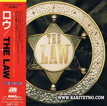 The Law - The Law 1991 (Japanese Edition) (Lossless + MP3)
