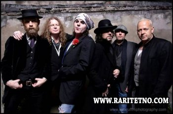 The Quireboys - Black Eyed Son 2014