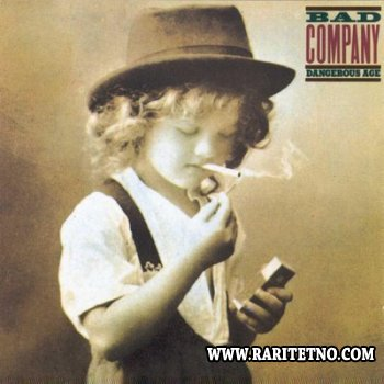 Bad Company - Dangerous Age 1988