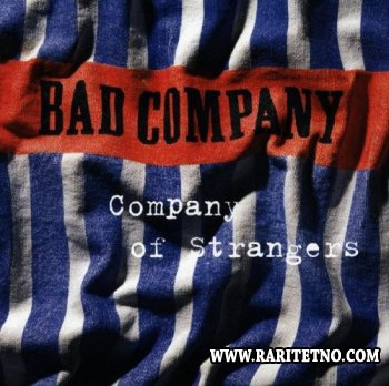 Bad Company - Company Of Strangers 1995