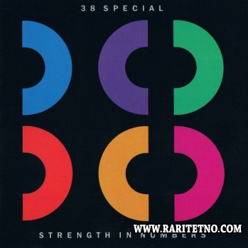 38 Special - Strength In Numbers 1986
