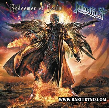 Judas Priest - Redeemer Of Souls (Deluxe Edition) 2014