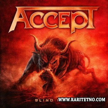 Accept - Blind Rage (CD+DVD)