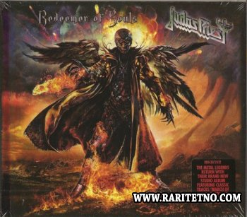 Judas Priest - Redeemer Of Souls (Deluxe Edition) 2014 (Lossess)