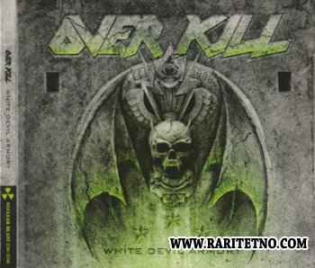 Overkill - White Devil Armory (Limit�d �dition) 2014 (Lossless+MP3)