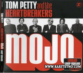 Tom Petty & The Heartbreakers - Mojo (Tour Limited Edition 2CD) 2012