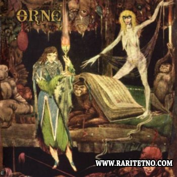 Orne - The Conjuration By The Fire 2006