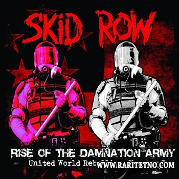 Skid Row - Rise Of The Damnation Army - United World Rebellion: Chapter Two (EP) 2014