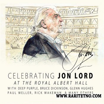 Jon Lord - Celebrating Jon Lord (Boxset)