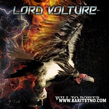 Lord Volture - Will to Power