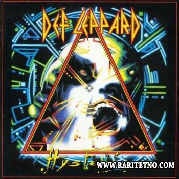 Def Leppard Hysteria Альбом Скачать