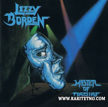 Lizzy Borden - Master Of Disguise 1989 (1994)