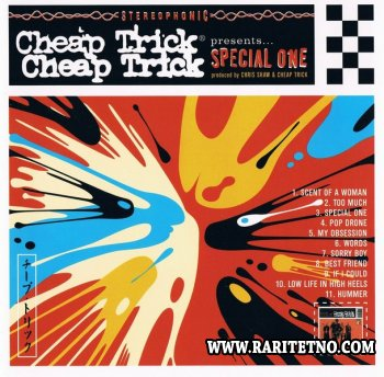 Cheap Trick - Special One 2003