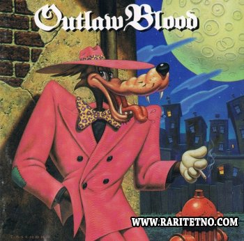 OUTLAW BLOOD - OUTLAW BLOOD 1991