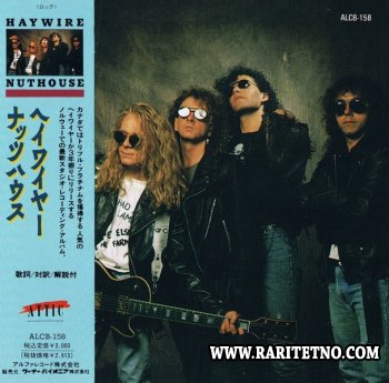 HAYWIRE - NUTHOUSE 1990 (Japanese Edition)