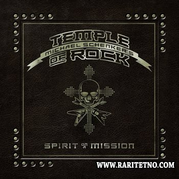 Michael Schenker's Temple of Rock - Spirit On A Mission 2015