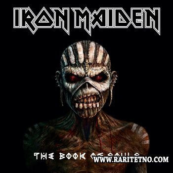 Iron Maiden - The Book of Souls (2CD) 2015