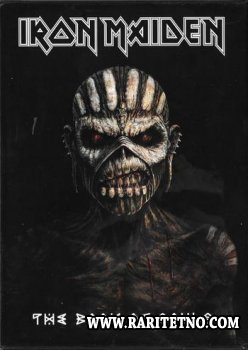 Iron Maiden - The Book Of Souls (2 CD) 2015 (Lossless)