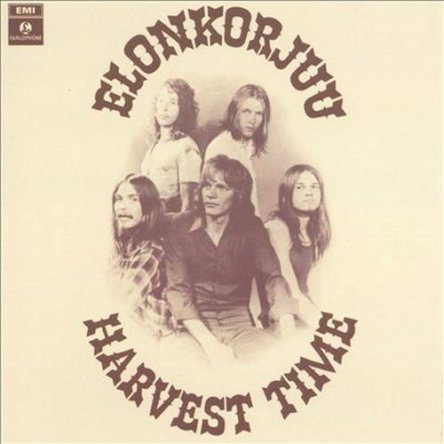 Elonkorjuu - Harvest Time 1971