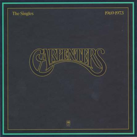 Carpenters - The Singles 1969-1973 (Japanese Edition) 2014