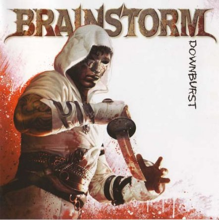 Brainstorm - Downburst 2008