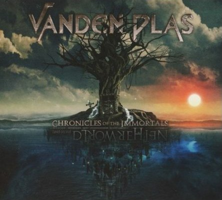 Vanden Plas - Chronicles Of The Immortals - Netherworld (Path One) (Lossless)2014