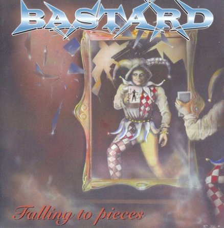 Bastard -  Falling To Pieces 1998 (Lossless + MP3)