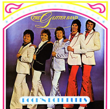 The Glitter Band - Rock 'n' Roll Dudes 1975