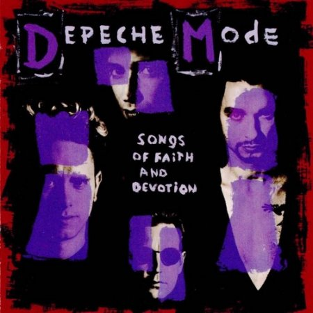 Depeche Mode - Songs Of Faith And Devotion 1993