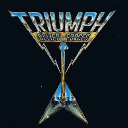 Triumph - Allied Forces 1981 (Lossless)