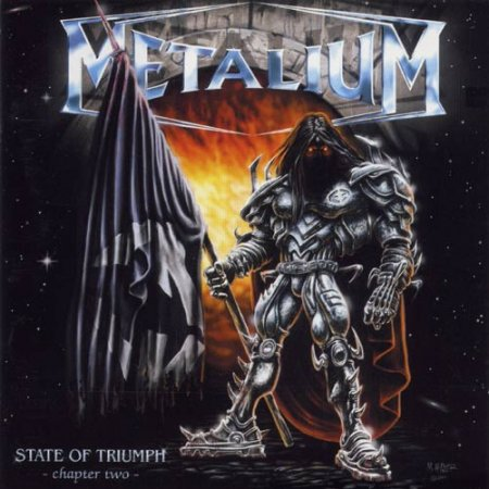Metalium - State Of Triumph - Chapter Two 2000