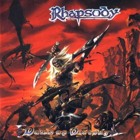 Rhapsody - Dawn Of Victory (2 CD) 2000