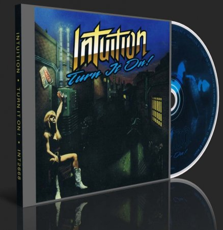 Intuition - Turn It On! 1994 (Lossless + MP3)