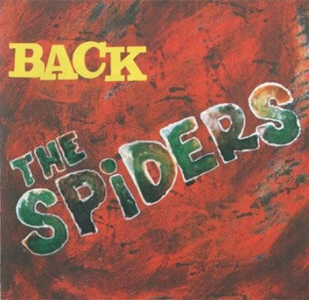The Spiders - 1970 Back