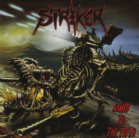 Striker - Armed To The Teeth 2012 (Lossless + MP3)